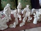 Hummel Goebel 19 piece Christmas Nativity Set  214 large Moorish King 8 inches