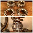 +FOUR Heavy Gauge Steel Steampunk Lamp Collars For 1/2