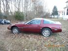 1986 Chevrolet Corvette 1986 CORVETTE GOOD PROJECT FOR SOMEONE IN TO RESTORING CARS