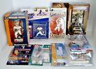 Lot of 7 Starting Lineup Sports Action Figures Cy Young Griffey Jr Urlacher Sosa