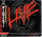 THE ALMIGHTY Blood, Fire & Live JAPAN CD POCP-1222 1992 NEW