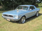 1968 Ford Mustang 1968 Ford Mustang Coupe