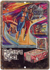 Bally Pinball Machine Ad Future Spa 10