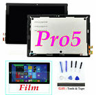 For Microsoft Surface Pro 5 1796 LCD Panel Touch Screen Digitizer Assembly US JQ