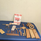 Vintage Covered Wagon Kit Can Be Made Into A Lamp