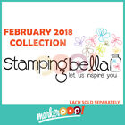 Stamping Bella Rubber Stamp February 2018 Collection
