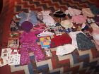 Huge American Girl lot - Clothes, shoes, hats, mini books, boxes