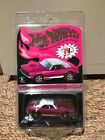 Hot Wheels 2017 17th Nationals Convention Red Line Club Party 67 Camaro pink