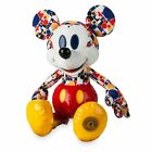 NWT Disney 2018 Bold  Bright Mickey Mouse Memories March Limited Edition Plush