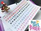 PP451  Date Covers Numbers Stickers Planner Stickers for Erin Condren 124pcs