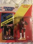 1992 KENNER STARTING LINEUP NBA FIGURE & POSTER SCOTTIE PIPPEN ~ BULLS ~ SEALED