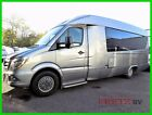 2016 Leisure Travel Vans Mercedes Motorhome Sprinter Serenity Diesel Engine Used