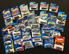 HOT WHEELS LOT OF 33TREASURE HUNT X3FORDSHELBYFINAL RUN SHORT CARDS