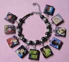STAR TREK BEADED SLIDER CHARM BRACELET