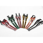 Mix color Brake Levers Clutch For HYOSUNG /BAJAJ/Cagiva/Gilera/HUSQVARNA Set
