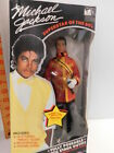 Michael Jackson Superstar of 80s Action Figure Doll 12 LJN 7800 NIB