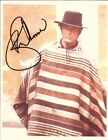 ROGER MOORE ACTOR 007 IN POCHO SIGNED PHOTO AUTOGRAPHED W/COA 8X10