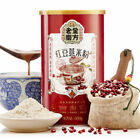 老金磨方 红豆薏米粉薏仁粉 600g/罐】百五谷杂粮代餐粉冲饮Healthy Food Red bean Pearl Barley Powder Coix