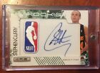 2009-10 Panini Rookies and Stars Stephen Curry RC Auto NBA Logo Patch 3 5