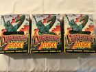 1988 Topps Dinosaurs Attack! Trading Card Unopened Box