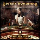 KISSIN' DYNAMITE Money, Sex & Power JAPAN CD SPIN-0035 2012 NEW