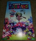 Image Comic I Hate Fairyland 1 NM Signed SY Skottie Young First Print Book 10 15