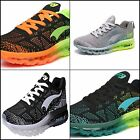 Mens Air Cushion Outdoor Sport Running Shoes Lightweight Casual Sneakers Style