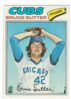 Bruce Sutter Cards, Rookie Card and Autographed Memorabilia Guide 29