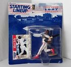 NIB! 1997 MLB STARTING LINEUP Figurine - ALBERT BELLE (Cleveland Indians) HASBRO