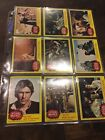 Vintage 1977 Topps Star Wars Series 3, Yellow. Complete Set Of Cards + Stickers