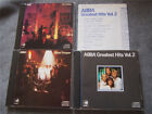 ABBA The Visitors / Super Trouper / Greatest Vol.2 Japan DISCOMATE PRESS 3CD !!!