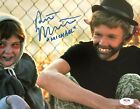 Robert Macnaughton Signed Autographed E.T 8x10 Photo Michael Psa Dna