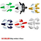 Plastic Fender Kit Fairing for HONDA XR50 CRF50 SSR SDG 107cc 110 125cc PIT BIKE