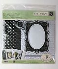KCompany Wedding Pre made Scrapbook Pages 12 x 12 Wedding Love Black White A49