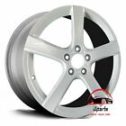 VOLKSWAGEN RABBIT GOLF GOLF GTI 2008 2009 18 FACTORY ORIGINAL WHEEL RIM