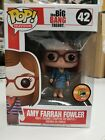 Funko POP Big Bang Theory Amy Farrah Fowler Brown Shoes 42 2013 SDCC Exclusive