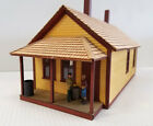 Built O On3 Rio Grande Section House American Models Laserkit