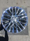 Lexus ES350 18 OEM Chrome Rim 2013 16 Factory Original Wheel 74278 Sport