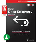 Stellar Data Recovery software windows Premiumrecover deleted files Download