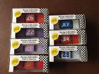 NASCAR RACING 164 LOT OF 7 LEGEND SERIES ROBERTS TURNER GURNEY LUND SCOTT