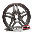 MERCEDES BENZ S65 2006 19 FACTORY ORIGINAL FRONT AMG WHEEL RIM