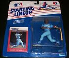 Danny Tartabull KANSAS CITY ROYALS 1988 MLB Starting Lineup figure baseball slu