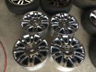 20 inch PLATINUM WHEELS RIMS OEM Factory Ford F-150 F150 Expedition Polished (4)