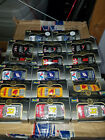 Lot of 17 Revell 1997 NASCAR RACE CARS 1 64 scale 32 7 17 28 4 6 Diecast