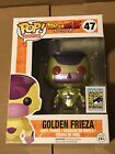 Funko Pop! Animation Dragonball Z Golden Frieza (Red Eyes) Exclusive 2015 SDCC