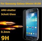 Premium Real Tempered Glass Screen Film For Samsung Galaxy S3 S4 S5mini Newly