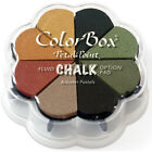 Clearsnap ColorBox Fluid Chalk Petal Point Ink Pad 8 Colors Autumn Pastels