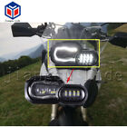Emark approved Led Headlight Projector For BMW F650GS/F700GS/F800GS F800 GSA