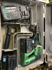 Hitachi DH24DVA 24v Sds Drill 3 Mode 2 X 2ah Batt. Please Read Desc