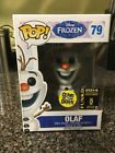 Funko Pop Olaf SDCC Glow in the Dark Exclusive. Disney's Frozen Limited Edition